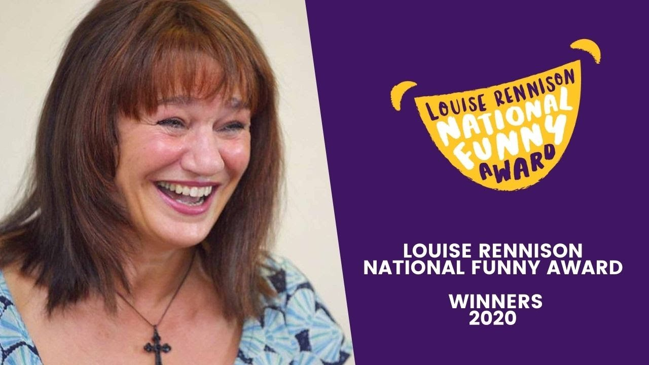 Award Winners 2020 | Louise Rennison National Funny Award