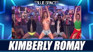 Blue Space Oficial - Kimberly Romay e Ballet - 02.03.19