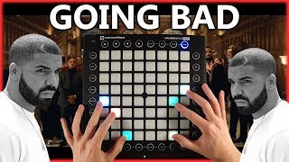 Meek Mill - Going Bad feat. Drake Launchpad Cover (Instrumental)
