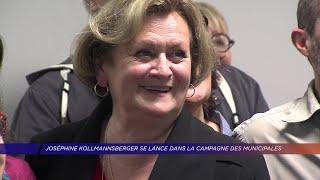 Yvelines | Joséphine Kollmannsberger se lance dans la campagne des municipales 2020