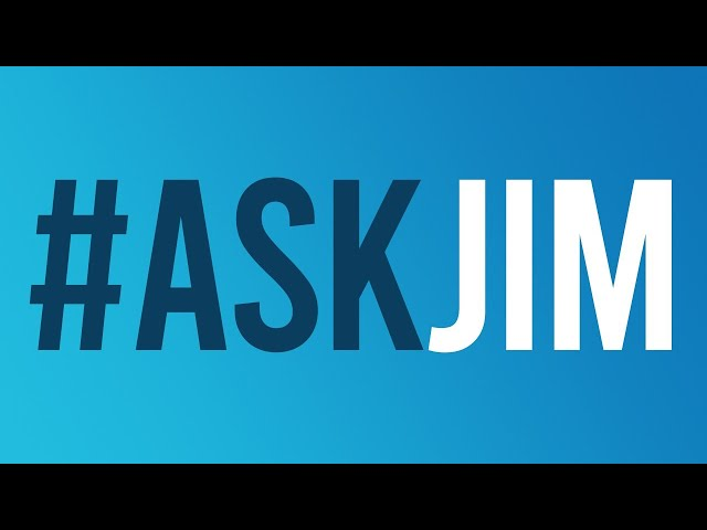 #ASKJIM episode 89 with Jim's Group founder, Jim Penman and Joel Kleber - www.jims.net - 131 546