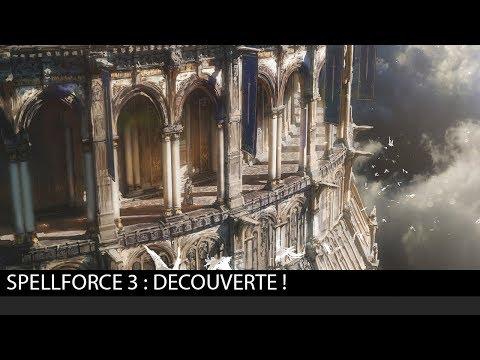 SpellForce 3 : decouverte d'un nouveau genre de jeu !