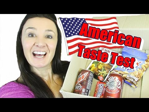 American Taste Test Cherry Sodas and Chex Mix - 37