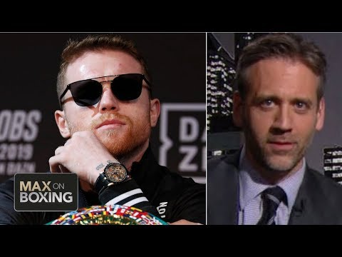 Canelo Alvarez is a Golden Boy in every sense of the phrase | Max on Boxing