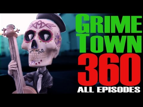 World's first 360 video web series - GRIME TOWN