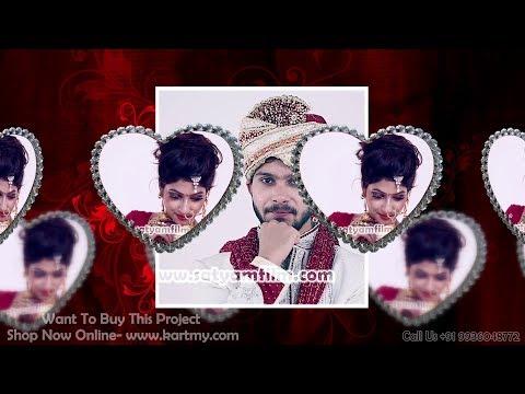 paniyon-sa-|-edius-pro-7/8/9-wedding-project-song-|-video-mixing-editing-system---red-max-project