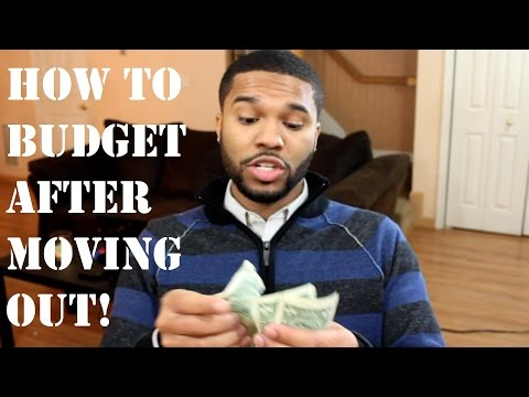 Moving Out: How to Budget