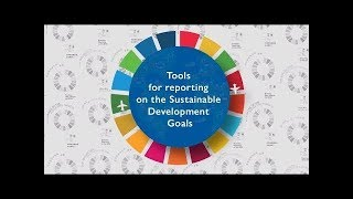 Tools for reporting on the Sustainable Development Goals