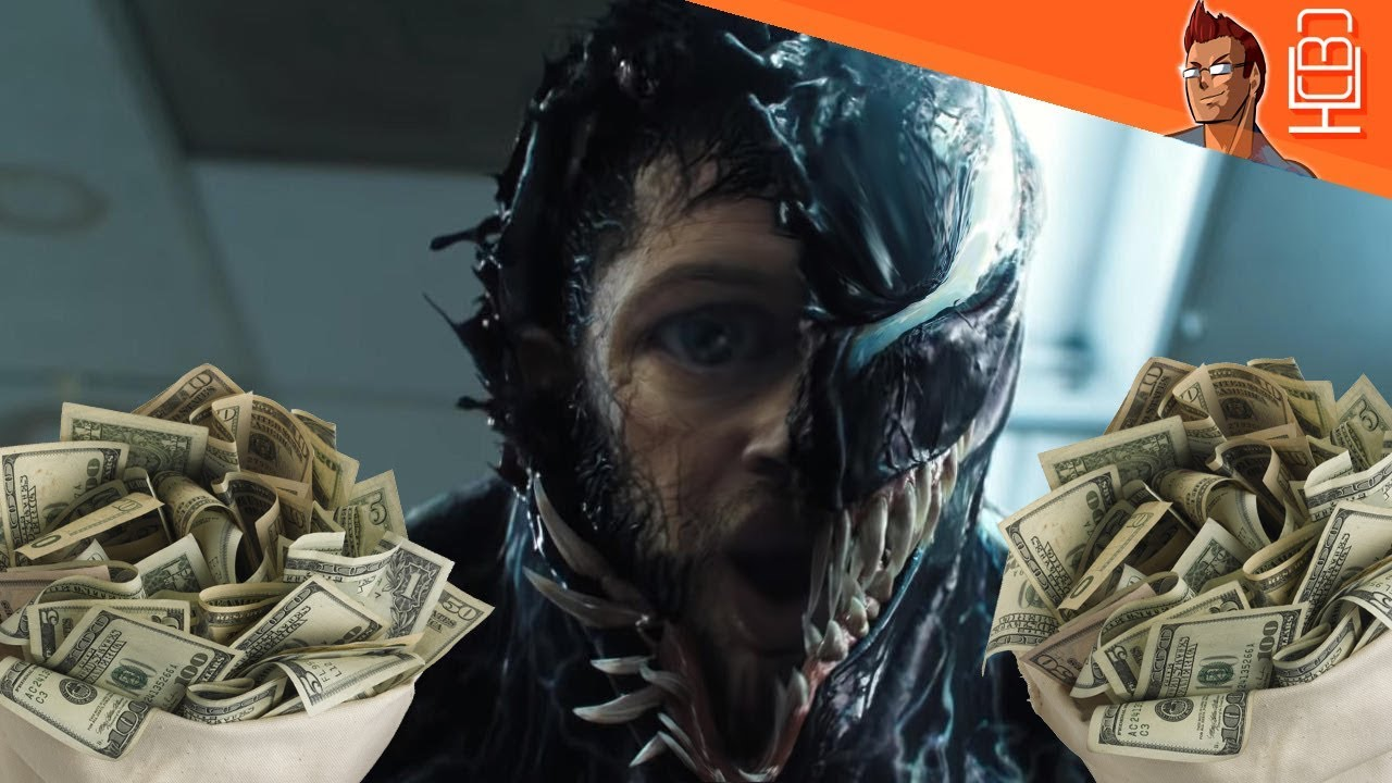 Early Venom Box Office Projections are Awful