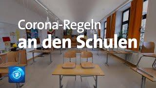 Verschärfte Corona-Maßnahmen in Deutschland: Die Lage an den Schulen