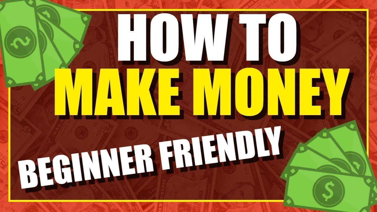 How To Start Making Money Online In 2019  For Beginners