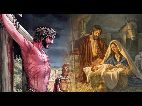 Download HADITHI ZA YESU KUZALIWA MPAKA KUSULUBISHWA KAMA ILIVYOANDIKWA KATIKA BIBLIA TAKATIFU