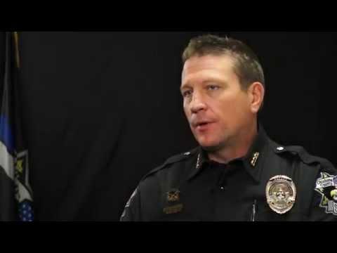 Reserve Deputy Mark Vaughan, Award of Valor - Oklahoma County Sheriff's Office