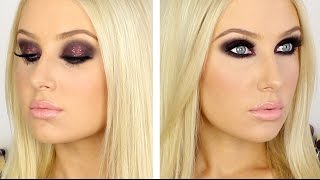 NEW YEAR'S EVE Makeup Tutorial! Thumbnail