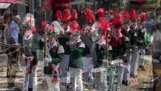 Zapfenstreich der Aloisius-Jugend Ahrweiler