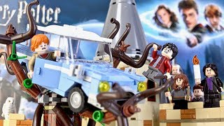 レゴ ハリー・ポッター 75953 空飛ぶフォード・アングリア LEGO Harry Potter Hogwarts Whomping Willow
