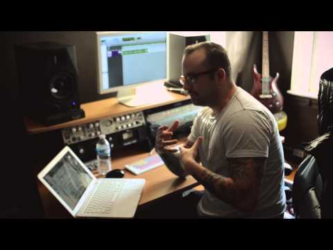 August Burns Red - In The Studio w/ Jake...