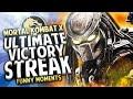 Mortal Kombat X Funny Moments - CHAOS vs #GOONSQUAD!! ULTIMATE WIN STREAK! | Whos Chaos