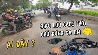 Buổi Off Cafe Với Anh Em Xã Đoàn Tại Phạm Văn Đồng | Ngày Chủ Nhật Của Red #3