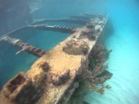 Nosuch island wreck Bermuda