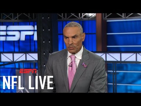Why Herm Edwards Offered Financial Advice To Young NFL Players | NFL Live | ESPN