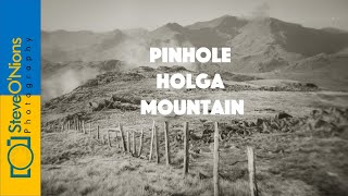 Landscape Photography - A Mountain v Fuzzy 6x6 Cameras