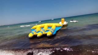Пляжи Малии остров Крит/ The beaches of Malia, Crete(Пляжи Малии и Сталиды...Даже на побережье 5* отелей есть такие неприятности как водоросли. Но стоит отойти..., 2016-06-09T08:18:34.000Z)