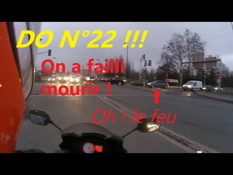DO #22 - On a failli se crasher et on devient fou !