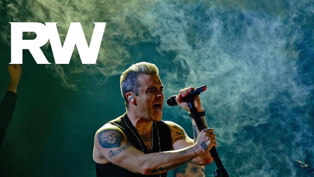 Robbie Williams   Motherf**ker   LMEY Tour Official Audio