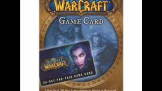 Free 60 day pre-paid world of warcraft game card