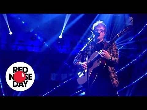 Ed Sheeran - What Do I Know? | Red Nose Day 2017