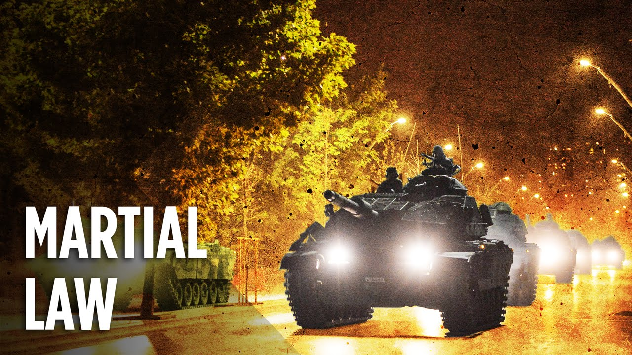 Download What Is Martial Law And How Does It Work?