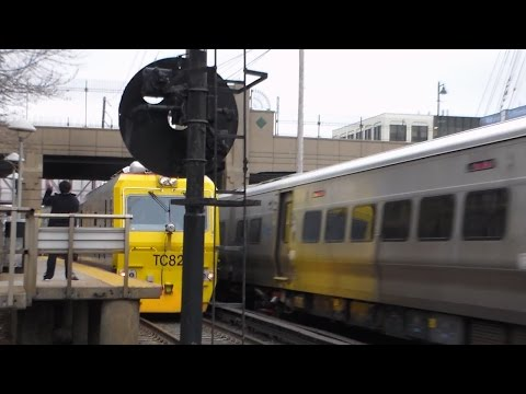 LIRR: TC82 Makes A Surprising Appearance at Mineola