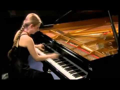Lise de la Salle: Liszt - St François de Paule marchant sur les flots, S 175