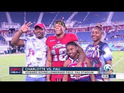 Florida Atlantic University vs Charlotte