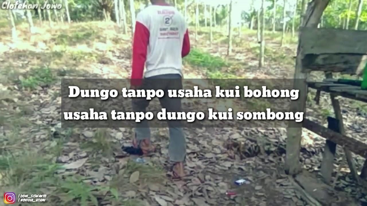 Demi Kowe Koplo Kompilasi Anak Petani Kata Sedih Dmhr Youtube