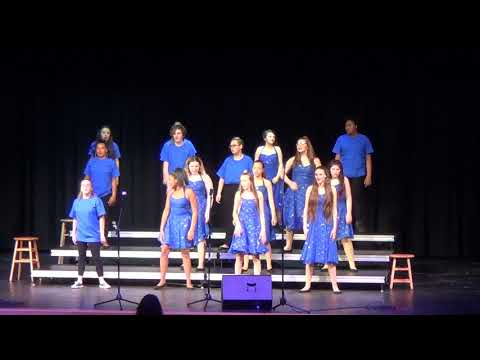Grain Valley South Middle School Spring concert 2018 pt 3