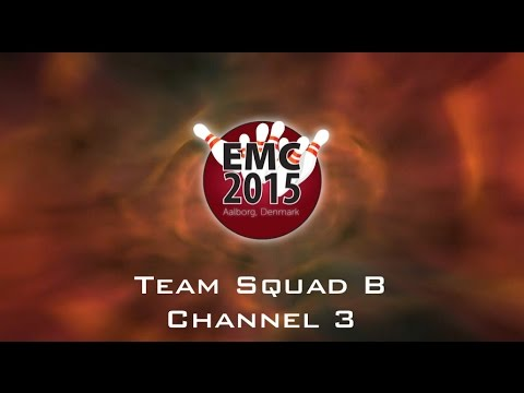 EMC2015 - Team Squad B - Bowling Channel 3
