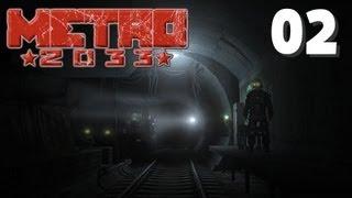 Let's Play Metro 2033 - 02 - Vodka & Bourbon