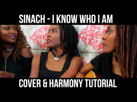 Sinach - I Know Who I Am -  Cover & Harmony Tutorial - 3B4JOY