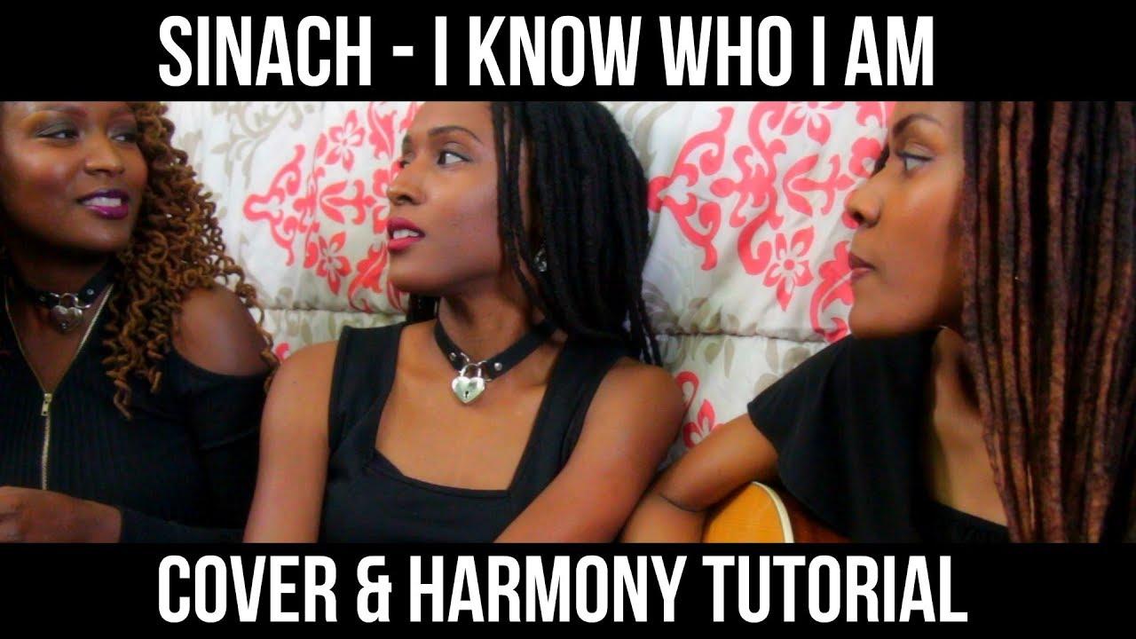 Download Sinach - I Know Who I Am -  Cover & Harmony Tutorial - 3B4JOY