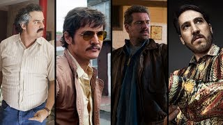 Ranking the Best Narcos Characters