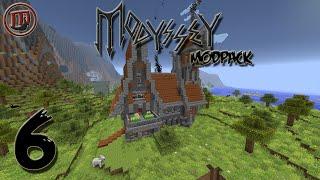 Modyssey - Ep 6 - La nueva casa y la Battle Tower