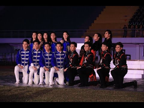Climax Cheer Leader Pharmacy NU Health sciences game 2018