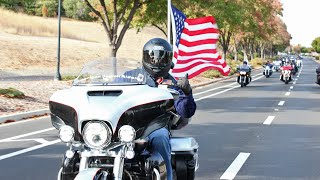 American Legion Riders Veterans Day Ride
