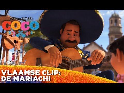 Coco | Vlaamse Clip: De Mariachi | Disney BE