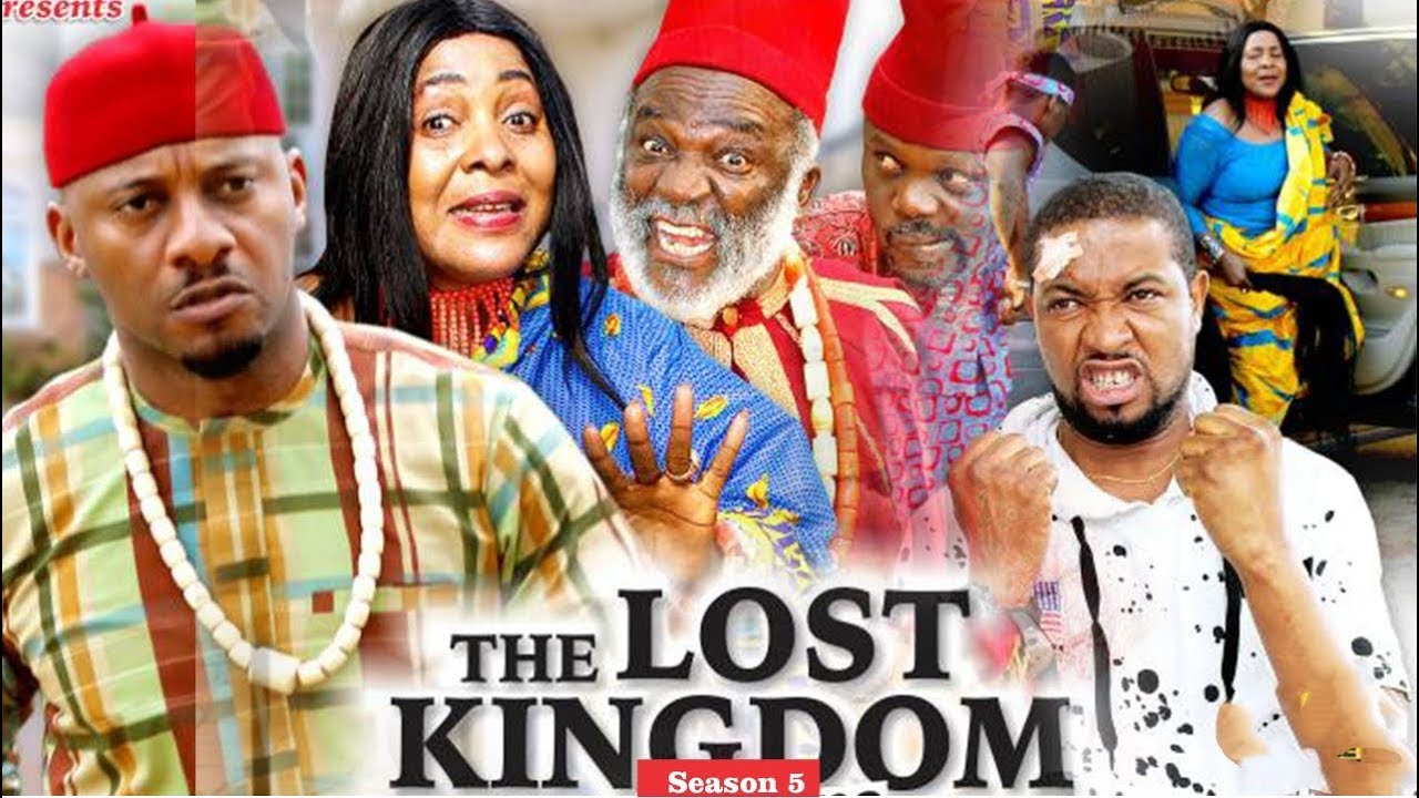 Download THE LOST KINGDOM 5 - 2018 LATEST NIGERIAN NOLLYWOOD MOVIES || TRENDING NOLLYWOOD MOVIES