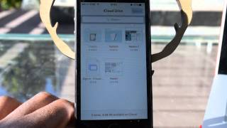ios 9 how to enable and use icloud drive app