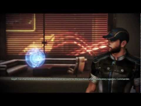 Mass Effect 3 Citadel DLC - PC - Insanity - Walkthrough #08 - Party Preparations - 동영상