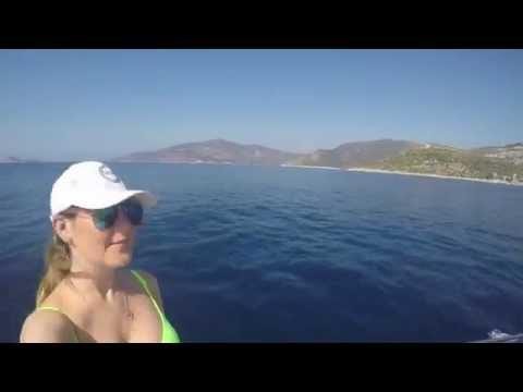 Kalkan, Turkey. 2015 GoPro Video